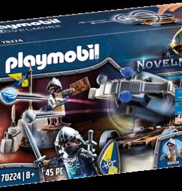 Playmobil 70224 Chevaliers Novelmore et baliste