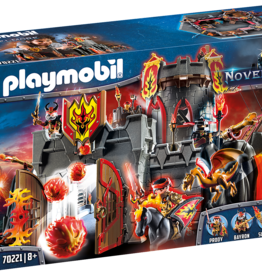 Playmobil 70221 Forteresse volcanique des Burham Raiders