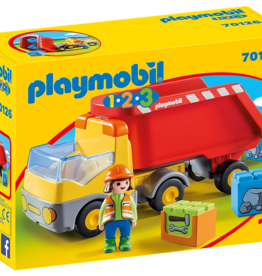 Playmobil 70126 Camion benne