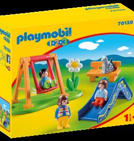 Playmobil 70130 Parc de jeux