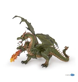 Papo 36019 Dragon à deux têtes