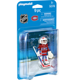 Playmobil 5078 LHN Gardien de but des Canadiens de Montréal®