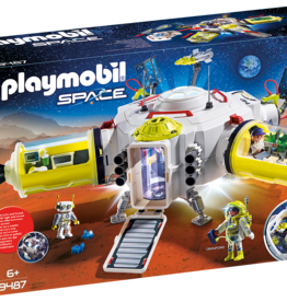Playmobil 9487 Station spatiale Mars