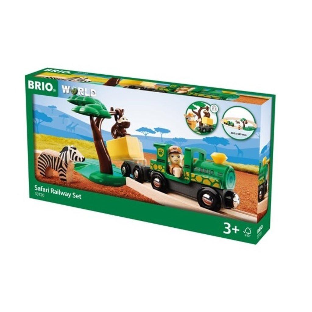 Brio Circuit Safari