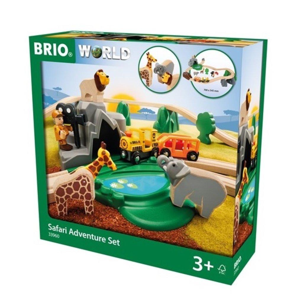 Brio Circuit Reportage Safari