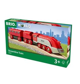 Brio Train aérodynamique