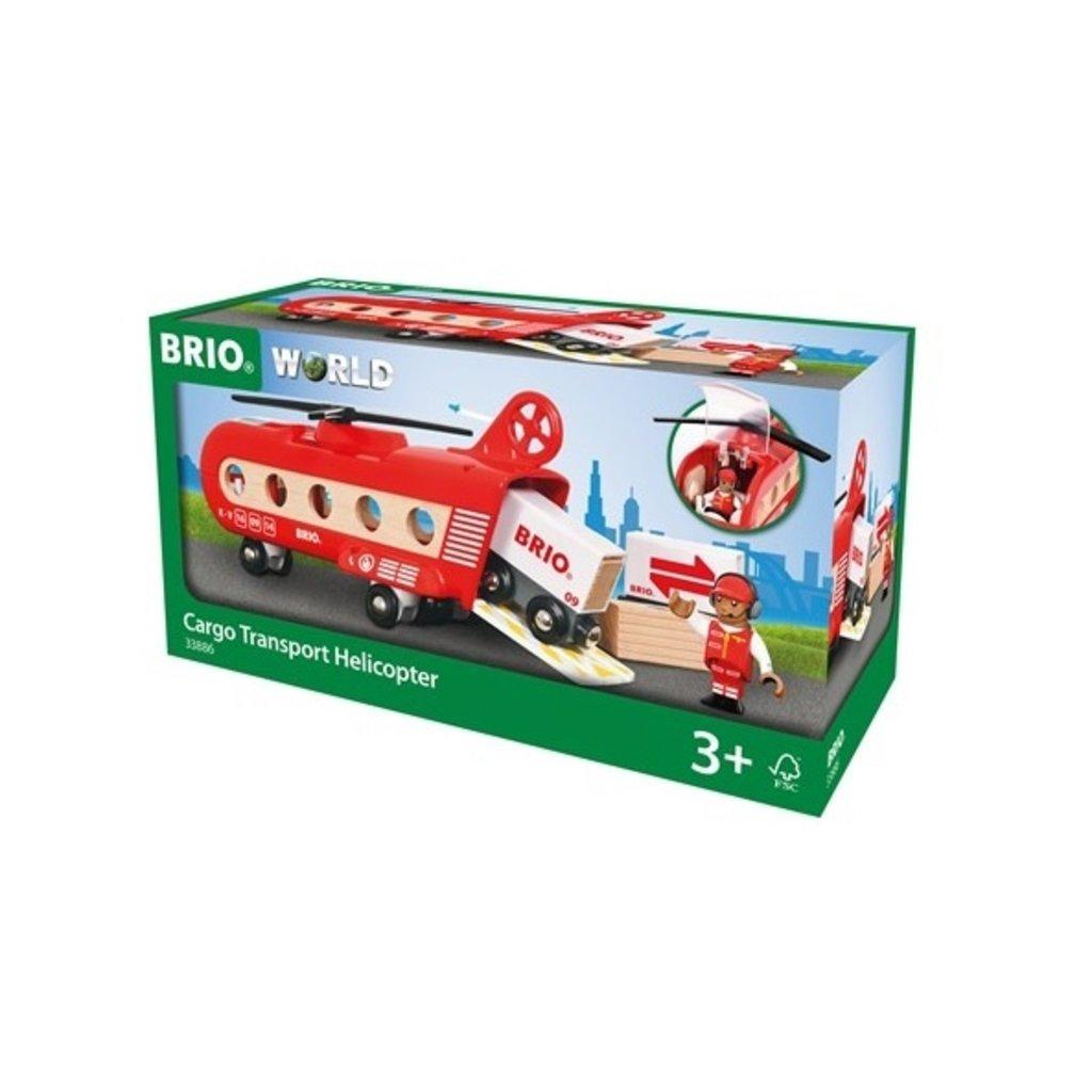 Brio Hélicoptère cargo