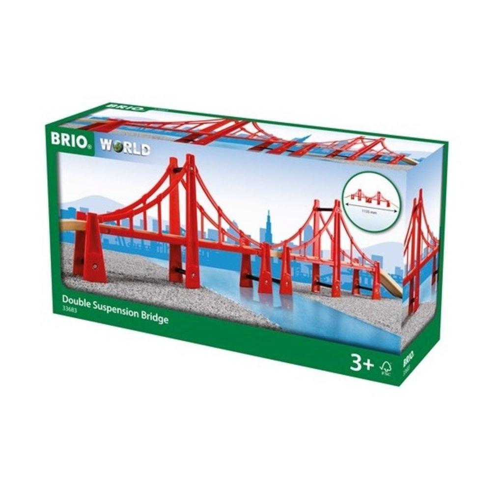 Brio Brio - Double pont suspendu