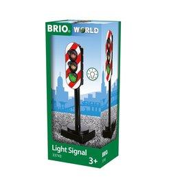 Brio Feux tricolores lumineux