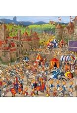 Heye Puzzle 1000mcx, new Bunny Battles, Ruyer