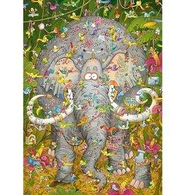 Heye La vie d'éléphant, Degano - 1000pcs