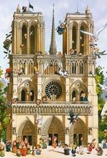 Heye Puzzle 1000mcx, new Vive Notre Dame!, Loup