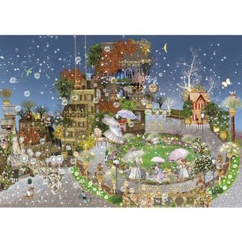 Heye Puzzle 1000mcx, new Pixie Dust, Fairy Park