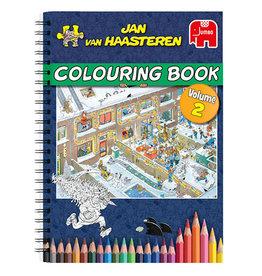Jan van Haasteren Jan van Haasteren Livre à colorier Volume 2