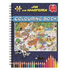 Jan van Haasteren Jan van Haasteren Livre à colorier Volume 1