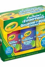Crayola Gouache au doigt lavable