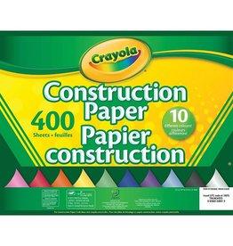 Crayola Papier construction de 400 pages