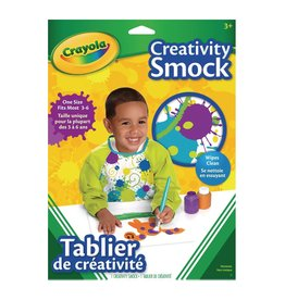 Crayola Tablier de créativité