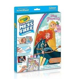 Crayola Ensemble scintillant de princesses Color Wonder