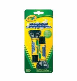 Crayola 2 batons de colle