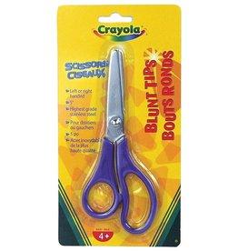 Crayola Ciseaux Métalliques à bouts rond