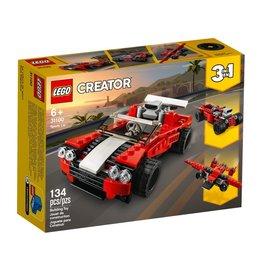 Lego 31100 La voiture de sport