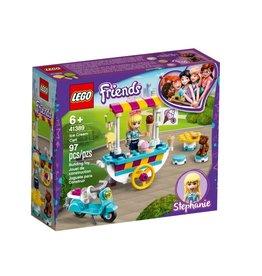 Lego 41389 Le chariot de crèmes glacées