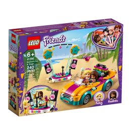 Lego 41390 La voiture et la scène d'Andréa
