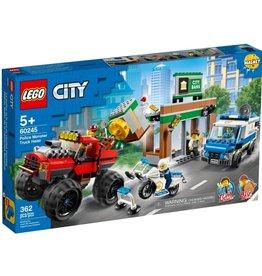 Lego 60245 Le cambriolage de la banque
