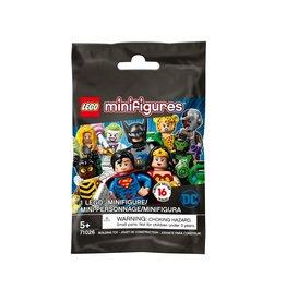 Lego Sachets surprises DC Super Heroes Series