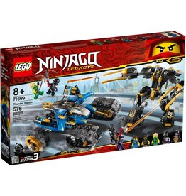 Lego 71699 Le tout-terrain de combat