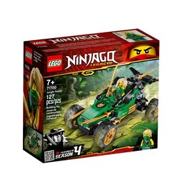 Lego 71700 Le buggy de la jungle