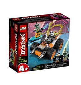 Lego 71706 Le bolide de Cole