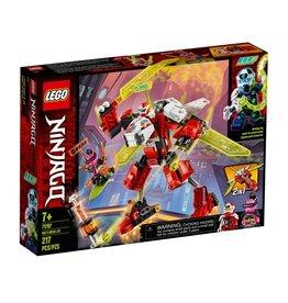 Lego 71707 L'avion-robot de Kai
