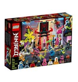 Lego 71708 Le marché des joueurs