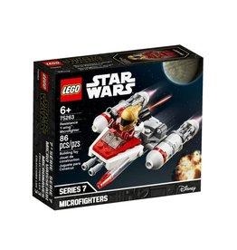 Lego 75263 Microfighter Y-Wing™ de la Résistance