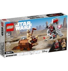 Lego 75265 Le combat des Microfighters T-16 Skyhopper™ contre Bantha™