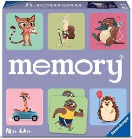 Ravensburger Jeux de mémoire Le monde sauvage des animaux