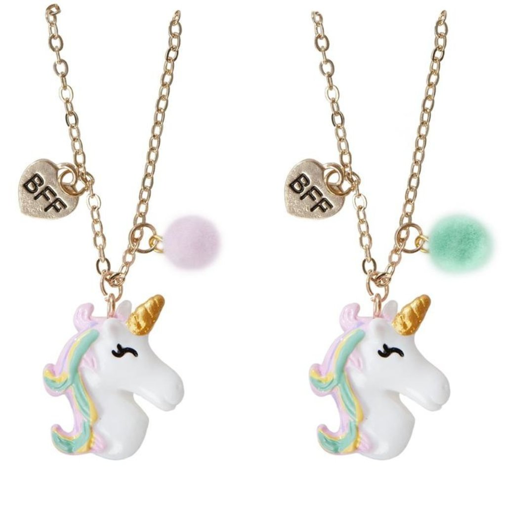 Great Pretenders Collier meilleurs amis licorne