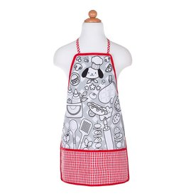 Great Pretenders Tablier de chef a colorier 4-6 ans