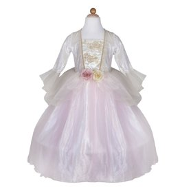 Great Pretenders Robe princesse rose doré 5-6 ans