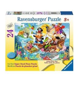 Ravensburger Terre en vue ! 24 pc Floor Puzzles