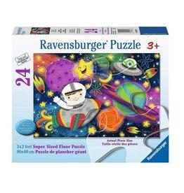 Ravensburger La petite fusée 24 pc Floor Puzzles