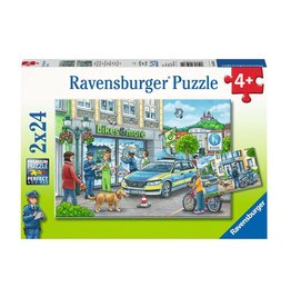 Ravensburger En route chef de la police 2x24 pc