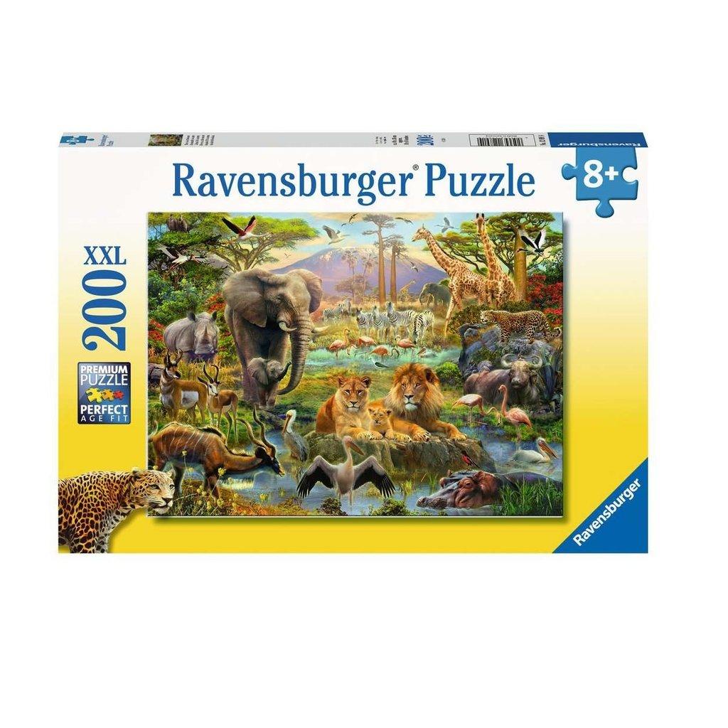 Ravensburger Animaux de la savane 200pcs