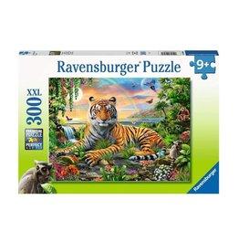 Ravensburger Le roi de la jungle 300 pièces