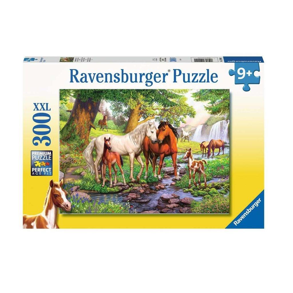 Ravensburger Chevaux sauvages à la rivière 300 pc