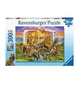 Ravensburger L'encyclopédie des dinosaures 300pcs