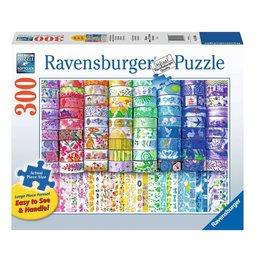 Ravensburger Rubans colorés du bonheur 300 pc Large