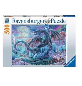Ravensburger Dragon de glace 500 pc Puzzles